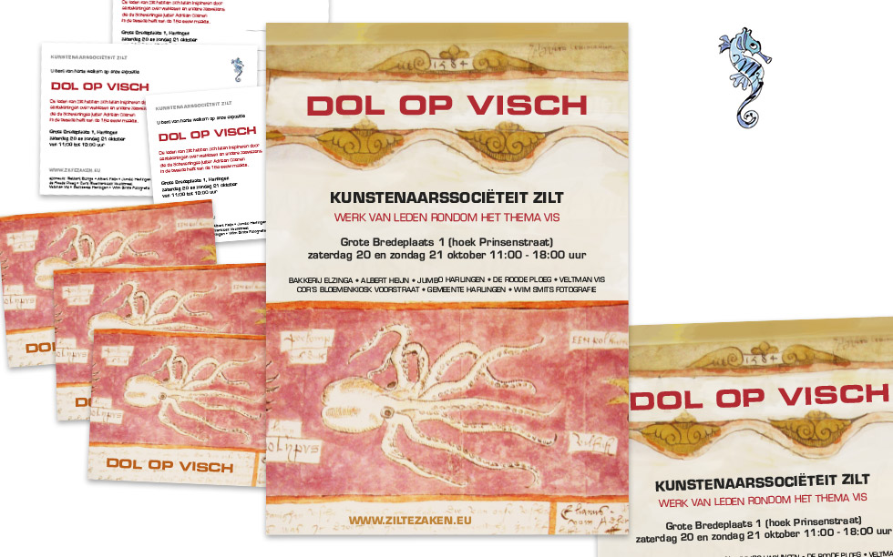 Zilt Expo 2012 Campagne