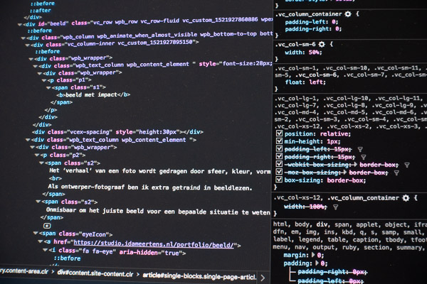 code-screen