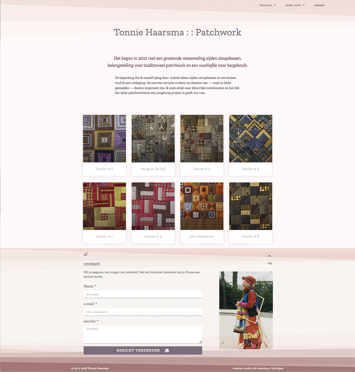 Website Tonnie Haarsma 3