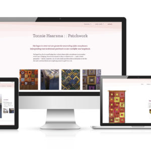 Website Tonnie Haarsma
