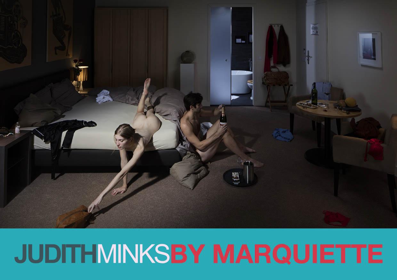 Flyer Voorkant Voor De Campagne Minks By Marquiette