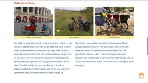 Nomadeus-fietsen